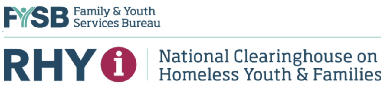 FYSB Runaway Homeless Youth National Clearinghouse On Homeless Youth & Families Website