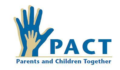 Parents and Children Together (PACT) logo