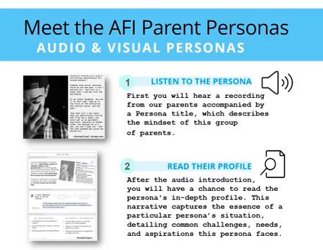 AFI Parent Persona Image