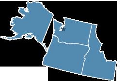 Map of Region Ten
