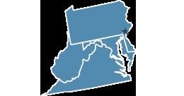 Map of region three