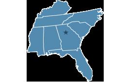 Map of region four
