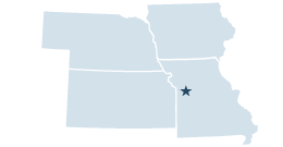 Map of Region Seven