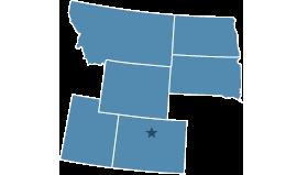 Map of Region Eight