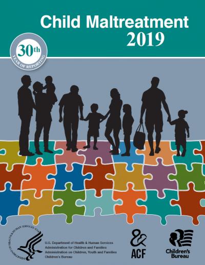 Child Maltreatment 2019 Report Cover