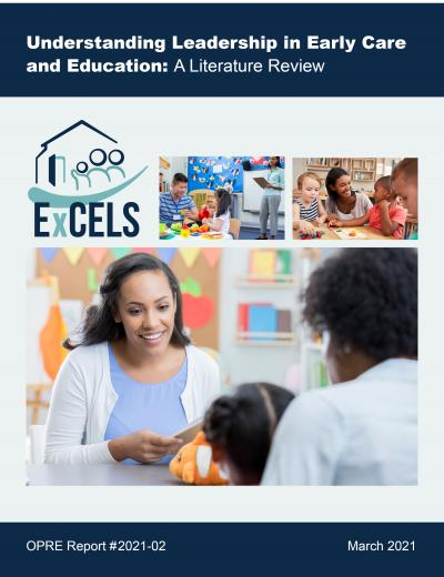 Cover image for Understanding Leadership in Early Care and Education
