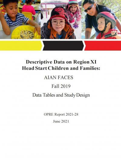 Descriptive Data on Region XI Head Start Children and Families cover image