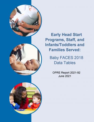 Baby FACES 2018 Data Tables cover image
