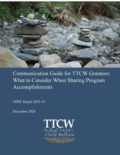 Cover Image for Communication Guide for TTCW Grantees