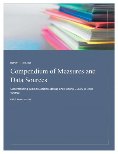 Compendium of Measures and Data Sources cover image