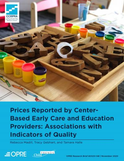 cover image for CCEEPRA Price and Quality