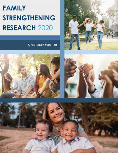 Cover image for Family Strengthening Research 2020