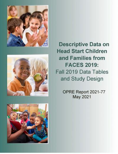 FACES 2019 Tables cover image