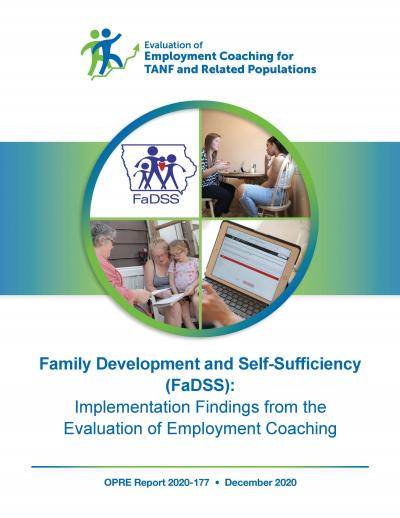 Cover Image for Family Development and Self-Sufficiency (FaDSS): Implementation Findings