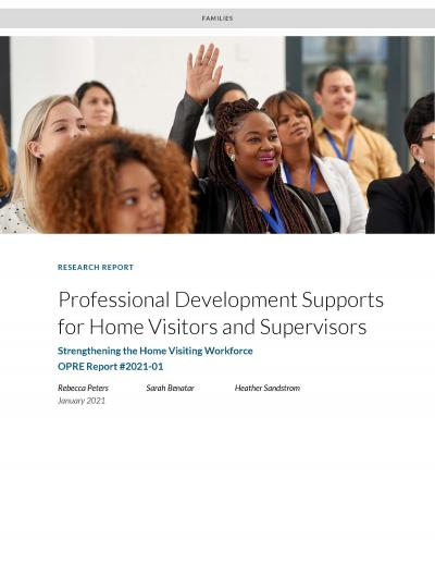 Cover image for Professional Development Supports