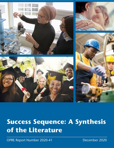 cover image for the Success Sequence synthesis