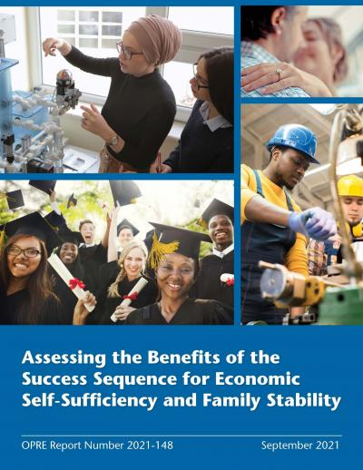 Cover image for Assessing the Benefits of the Success Sequence