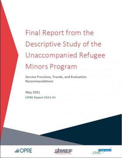 Cover image for Final Report URM Program