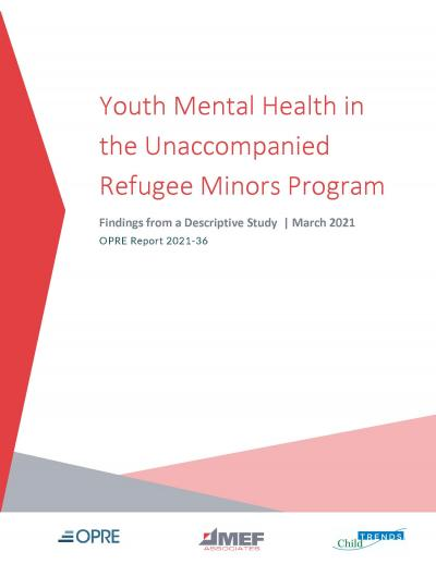 Cover image for Youth Mental Health in the Unaccompanied URM Program