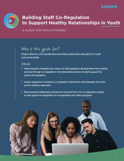 Cover image for Building Staff Co-Regulation to Support Healthy Relationships in Youth