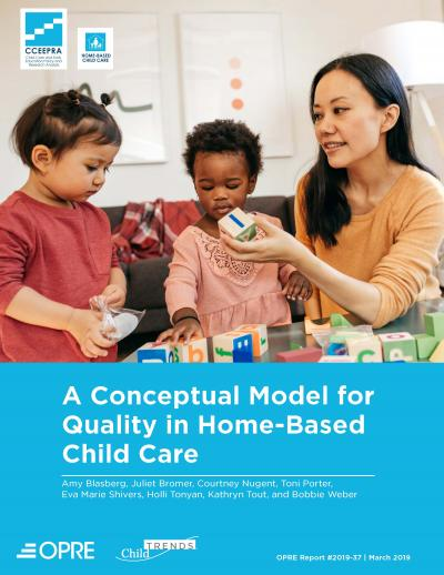 The Role of Licensing in Supporting Quality Practices in Early Care and Education Cover