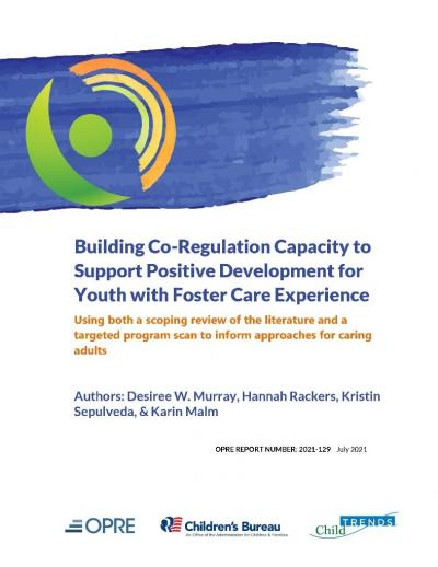 Building Co-Regulation Capacity cover image