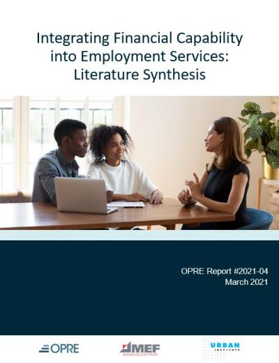 Cover image for Integrating Financial Capability into Employment Services