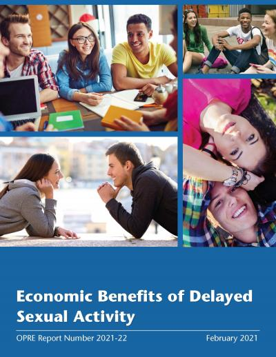 Cover image for Economic Benefits of Delayed Sexual Activity