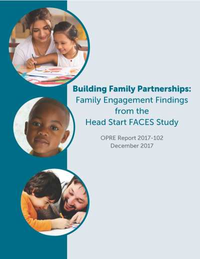 Building Family Partnerships: Family Engagement Findings from the Head Start FACES Study Cover