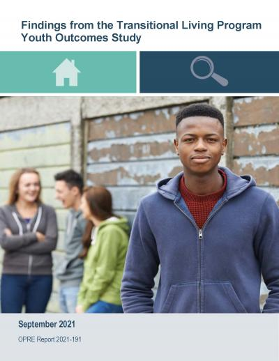 Cover image for Findings from the Transitional Living Program Youth Outcomes Study