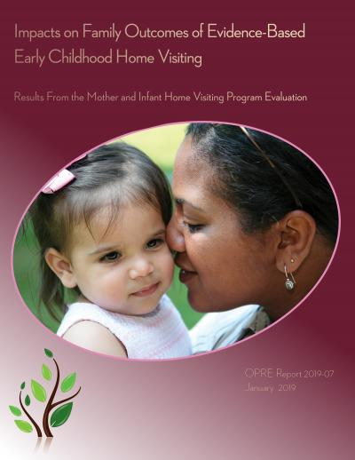 cover image for Impacts on Family Outcomes of Evidence-Based Early Childhood Home Visiting: Results from the Mother and Infant Home Visiting Program Evaluation