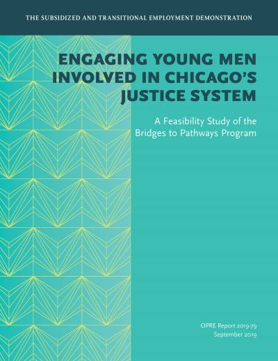 Cover of Engaging Young Men Involved in Chicago's Justice System